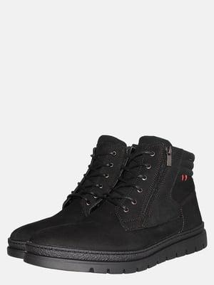 Ботинки черные | 5550542