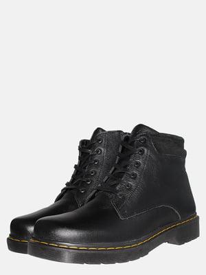 Ботинки черные | 5550543
