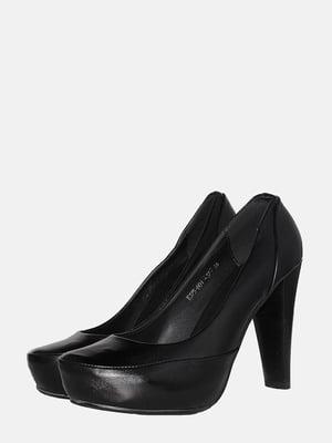 Туфли черные   5550713