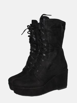 Черевики чорні | 5550716