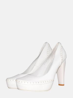 Туфлі білі | 5550720