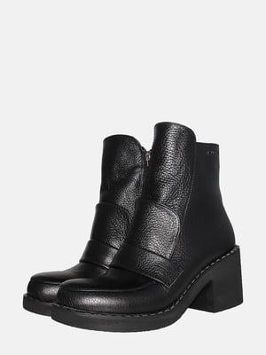 Ботинки черные | 5550824