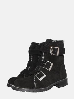 Ботинки черные | 5550825