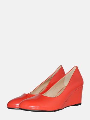 Туфлі коралового кольору | 5550916
