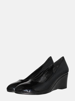 Туфли черные   5550917