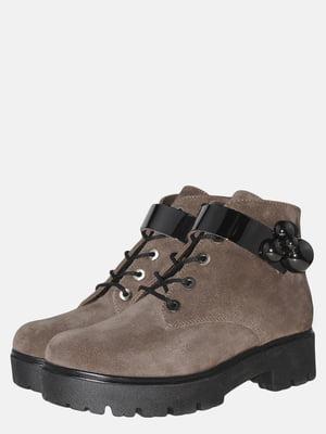 Ботинки кофейного цвета | 5553443