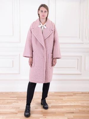 Пальто розовое | 5539282