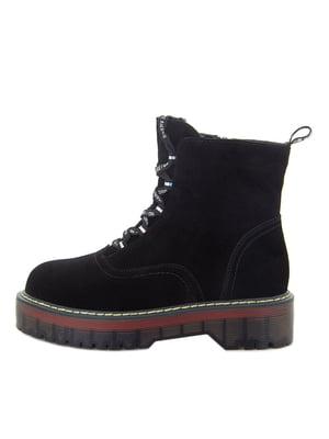Ботинки черные | 5554151