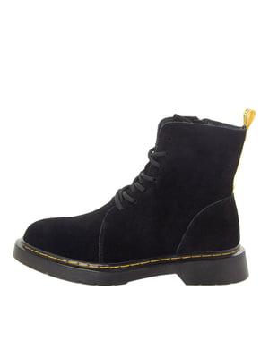 Ботинки черные | 5554156