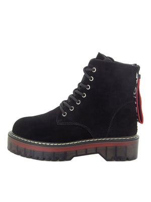 Ботинки черные | 5554158