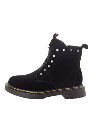 Ботинки черные | 5554164