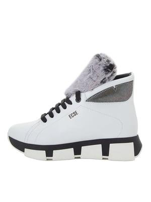 Ботинки белые | 5554167