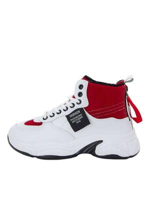 Кроссовки белые | 5554173