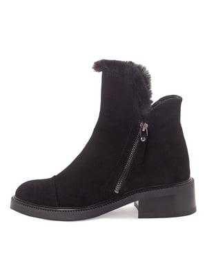 Ботинки черные | 5554181
