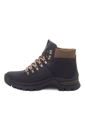 Ботинки черные | 5554188