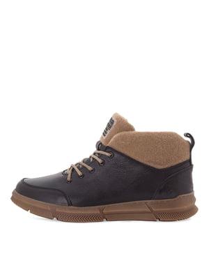 Ботинки черные | 5554190