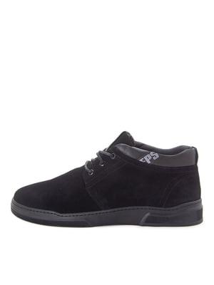 Ботинки черные | 5554192