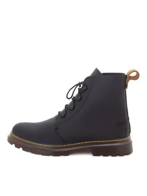 Ботинки черные | 5554196