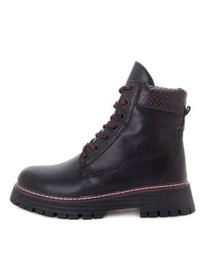 Ботинки черные   5554197