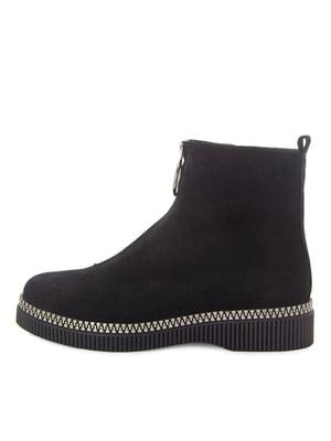 Ботинки черные | 5554198