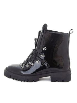 Ботинки черные | 5554199