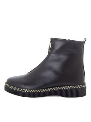 Ботинки черные | 5554200