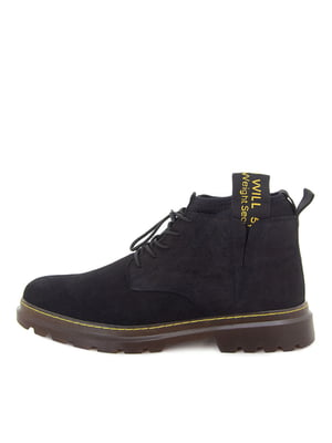 Ботинки черные | 5554201