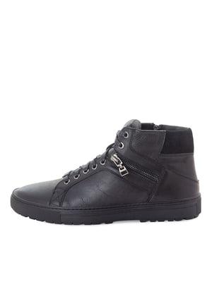 Ботинки черные | 5554205