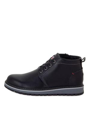 Ботинки черные | 5554208