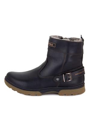 Ботинки черные | 5554209