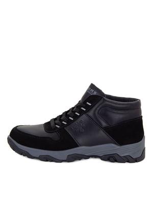 Ботинки черные | 5554212