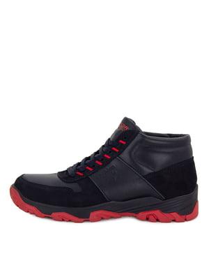 Ботинки черные | 5554213