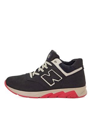 Ботинки черные | 5554221