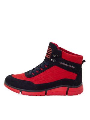 Черевики червоні | 5554224