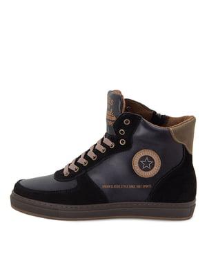 Ботинки черные | 5554225