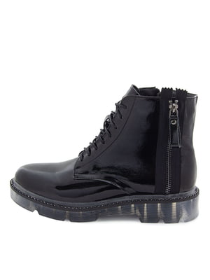 Ботинки черные | 5554227