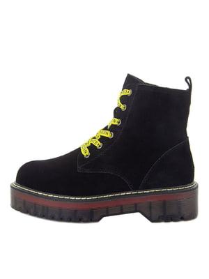 Ботинки черные | 5554230