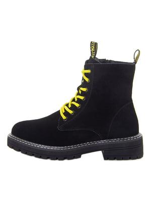 Ботинки черные | 5554231