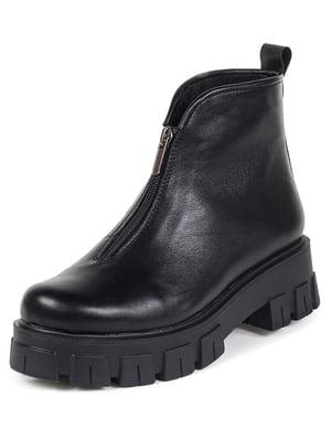 Ботинки черные | 5554957