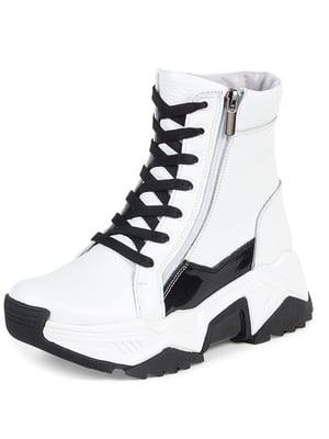 Ботинки белые | 5552715