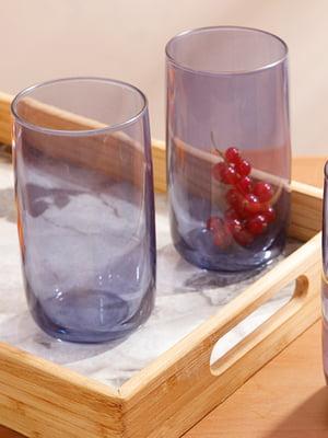 Набір склянок (365 мл; 3 шт)   5555107