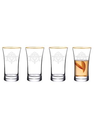 Набор стаканов (300 мл х 4 шт) | 5555543