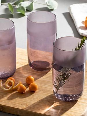 Набір склянок (365 мл х 3 шт)   5555549