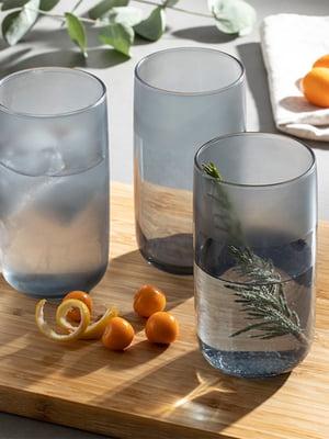 Набір склянок (365 мл х 3 шт)   5555551