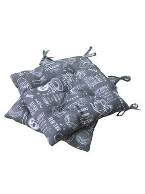 Подушка для стільця (40х40) | 5559398