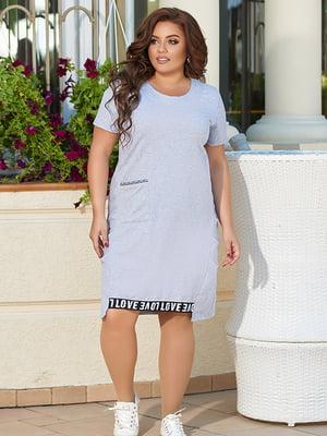 Сукня сіра | 5560506