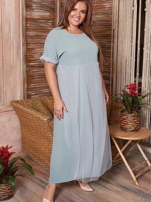 Платье фисташкового цвета | 5560528