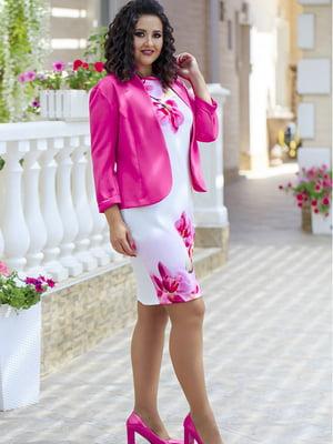 Костюм: сукня і жакет | 5560671