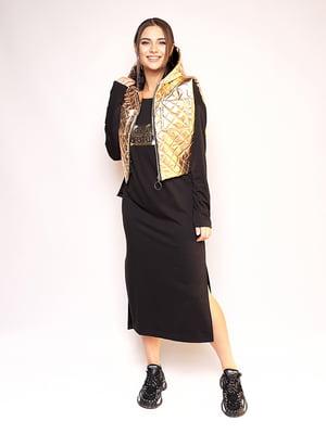 Комплект: жилет и платье | 5560720