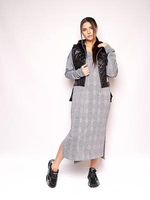 Комплект: жилет и платье | 5560722